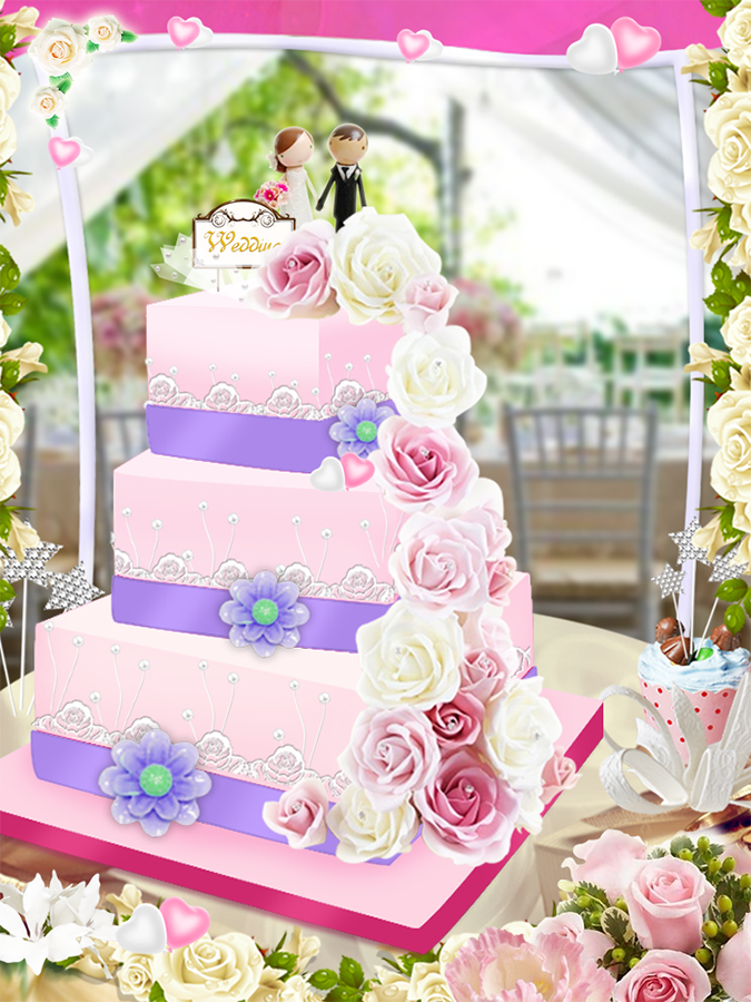 Making Your Own Wedding Cake Games