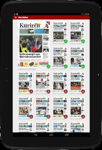 Karlskoga-Kuriren e-tidning - náhled