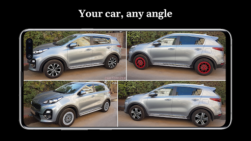 Cartomizer - Visualize Wheels On Your Car 1.4.0-beta screenshots 1