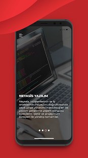 Neyasis App Screenshot