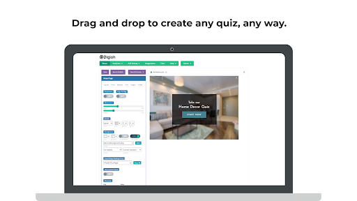 Drip and Digioh Integration Screenshot