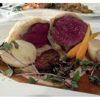 Tenderloin Beef Wellington