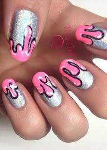 Cute nail designs android apps on google play cute nail designs screenshot thumbnail prinsesfo Images
