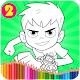 Coloring Pages For Ben Ten Alines APK