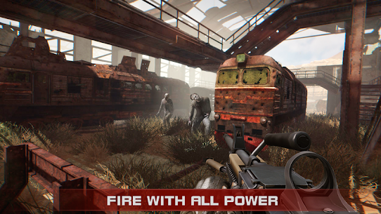 Zombie Shooter:  Pandemic Unkilled 4