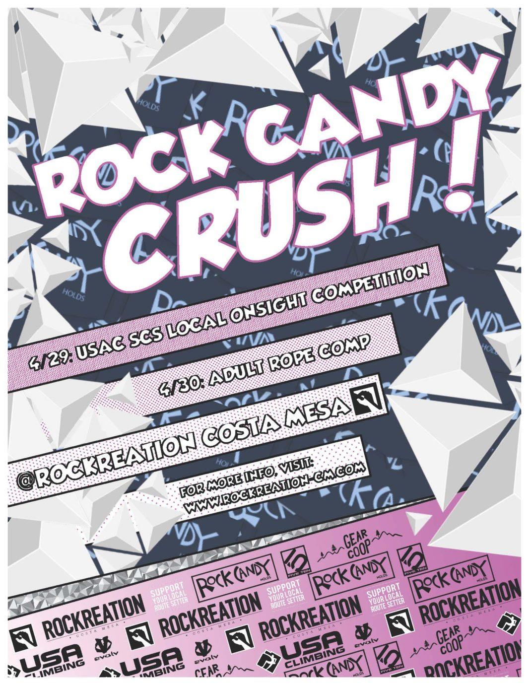 RockCandyCrush
