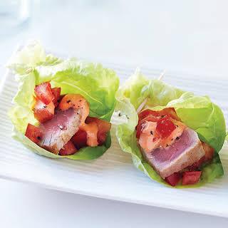 TLT Lettuce Wraps.