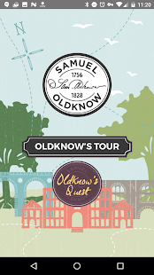 Oldknow's Audio Tour & Quest- screenshot thumbnail