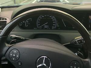 CLクラス W216 2011年式 AMGスポーツパッケージ 4.7ツインターボのカスタム事例画像 だぁビッシュさんの2019年05月18日11:17の投稿