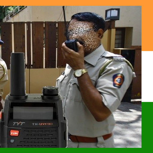 India Police Scanner Radio