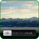 Lock Screen - Slide To Unlock icon