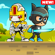 Super Hero Bat Kids Adventure 2