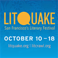 Photo: Litquake 2014 Graphic Bug For Web Use: 200 x 200 72 DPI