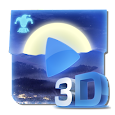 Mp3 Player 3D : NightSky