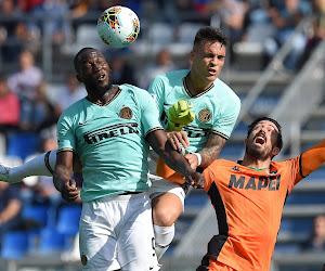 Manchester United est prêt à faire sauter la clause libératoire d'un coéquipier de Romelu Lukaku