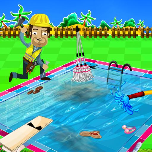 Swimming Pool Repair & Cleanup (game)