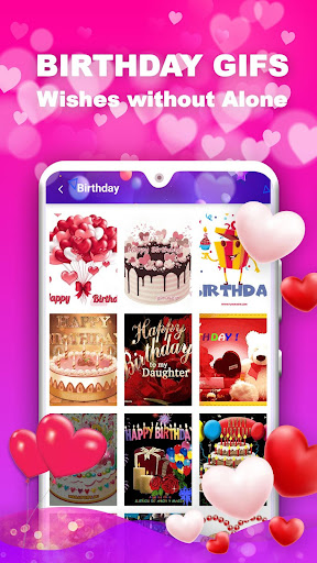 Cool Call Screen-Birthday Theme screenshot 4