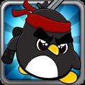 Penguin Ninja Cut icon