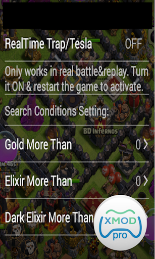 Xmod pro for Coc