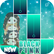 BLACKPINK Chibi Piano Tiles