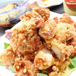 My Favorite Crispy Tatsutaage (Japanese Fried Chicken)