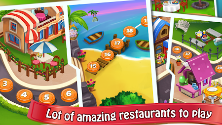 Cooking Day - Top Restaurant Game APK screenshot thumbnail 6