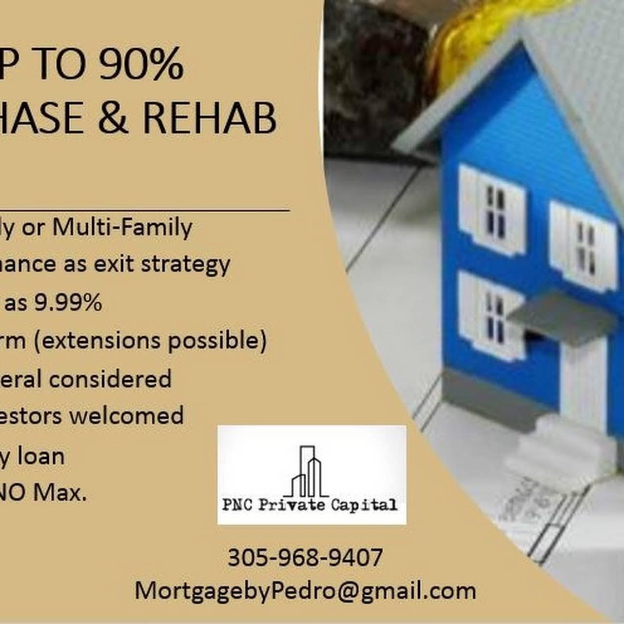 PNC PRIVATE CAPITAL - Private Mortgage Lender in Doral