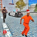 Drive Police Car Gangster Game icon