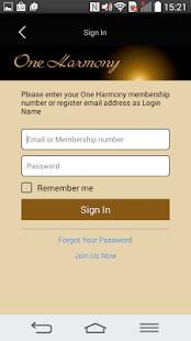 One Harmony:The Okura Group - náhled