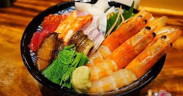 築饌日式料理 丼飯 壽司