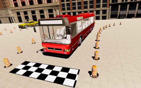 Download Bus Driving Simulator - Coach Parking Games For PC Windows and Mac apk screenshot 1