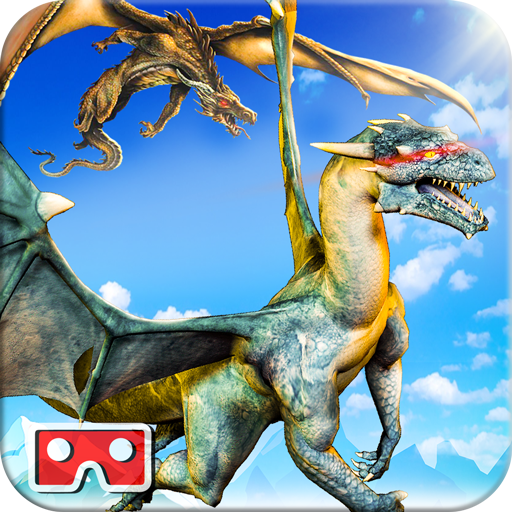 VR Race of Dragons 2017