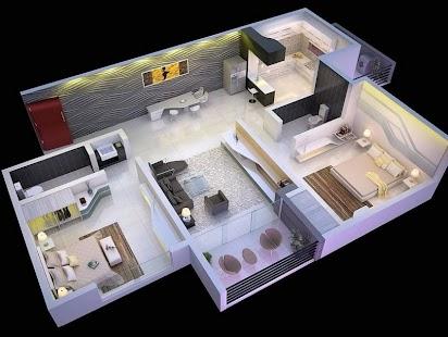 Home design 3d - náhled