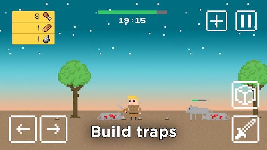 Tiny Survivor Mod Apk (Unlimited Money) 3