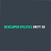Developer Tools for Unity 3D