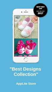 Baby Shoes Latest Designs 2017 - náhled