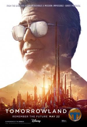Baixar  Tomorrowland   Um Lugar Onde Nada é Impossível   Legendado Download