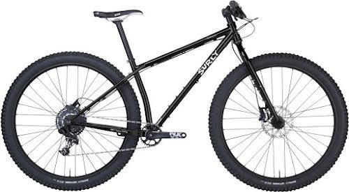 Surly Krampus Dark Black Complete Bike