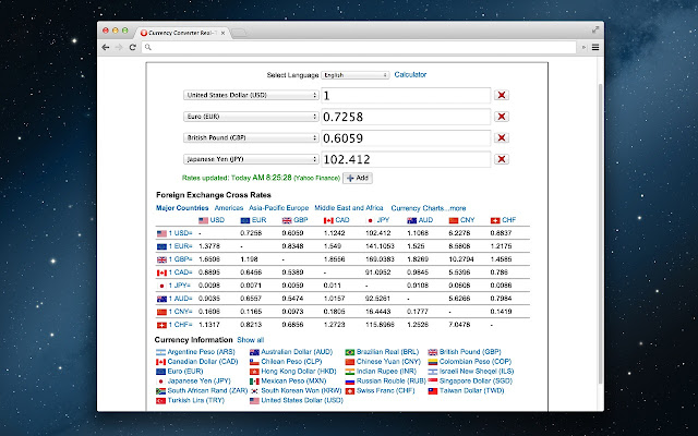31 Accounting Finance 3 475 Users Overview Works With Google Drive A Real Time Currency Converter Calculator