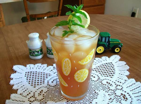 Summertime Iced Tea