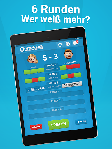 Quizduell screenshot 13