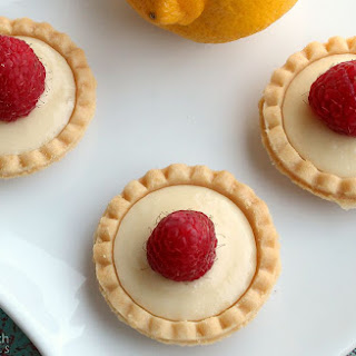 No Bake Lemon Cheesecake Tarts Recipe