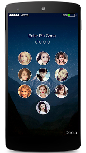 i Lock Screen OS