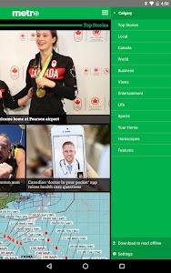 Metro News Canada screenshot 14