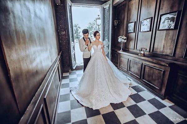 chụp ảnh cưới ở smiley ville tại palatino studio