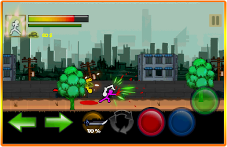 Angry StickMan 3.0 screenshot 640853