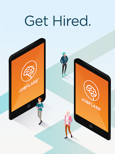 JobFlare for Job Search u2013 Play Games. Get Hired. screenshots apkspray 10