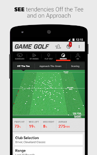 GAME GOLF - GPS Tracker- screenshot thumbnail