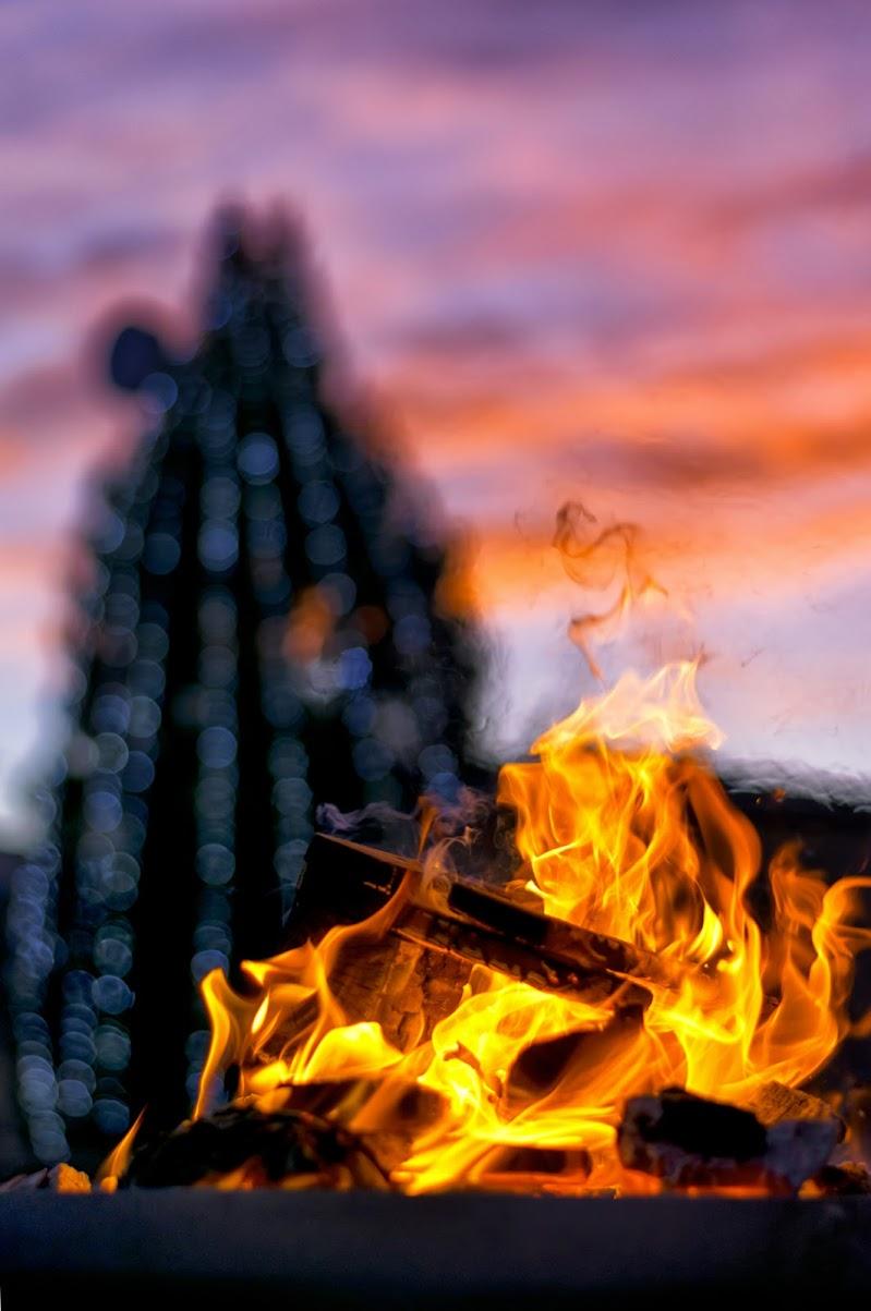 Natale in fiamme di Federico Pasinetti