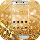Golden Dream Theme Gold Halo